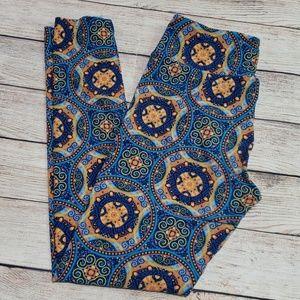 3️⃣/$🔟❗LuLaRoe OS print leggings